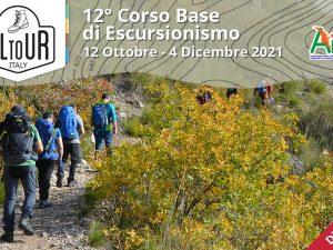 12° Corso Base di Escursionismo