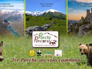 """Immagine PRESENTAZIONE DEL PROGETTO """"PARCHI PERCORSI: TRE PARCHI, UN SOLO CAMMINO"""""""