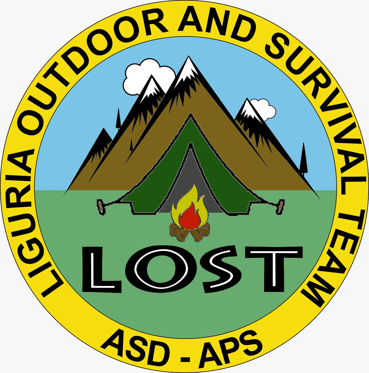 immagine di ASD Liguria Outdoor and Survival Team